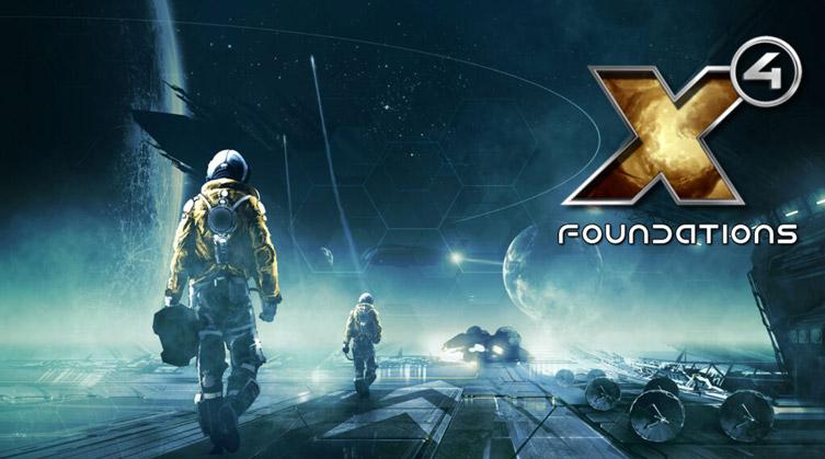 Zoom sur le jeu vidéoX4Foundations d'Egosoft