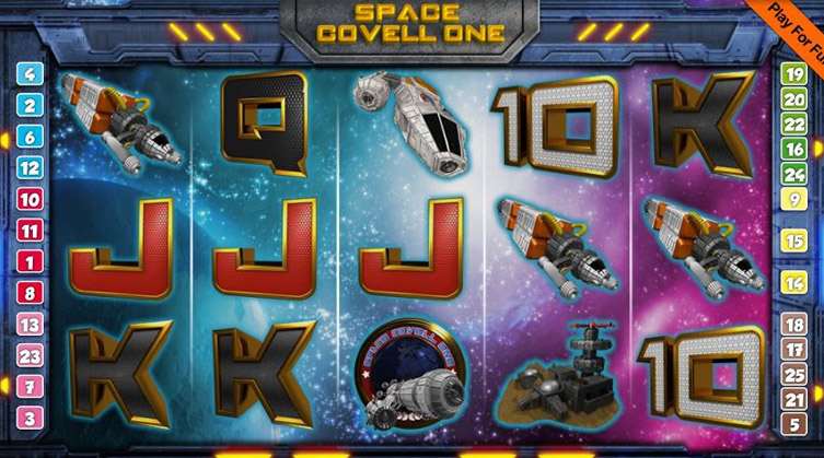 Space Covell Portomaso Gaming