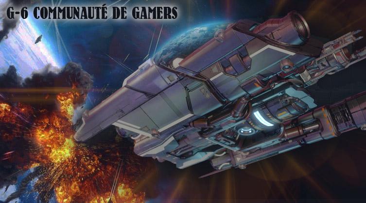 G-6 communauté de gamers